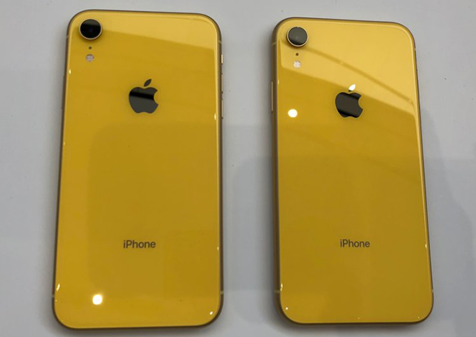 Cần chọn cửa hàng có đầy đủ phiên bản iPhone Xr để bạn lựa chọn