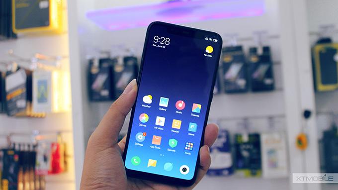 Thiết kế Xiaomi Redmi Note 7 theo kịp xu hướng smartphone Trung Quốc