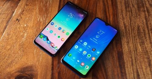 So sánh Galaxy M10 và Galaxy M20: màn hình giọt nước Samsung có gì hay?