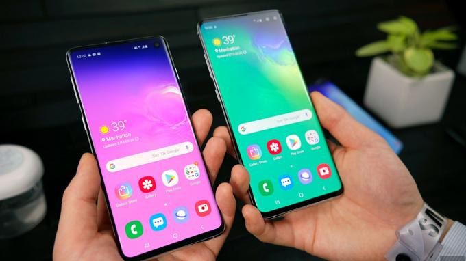 Công nghệ 5G trên Galaxy S10 Plus được hỗ trợ tại Việt Nam