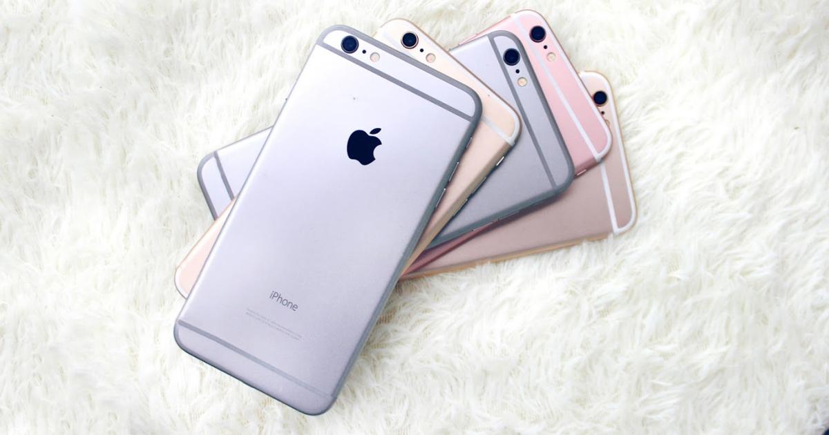 Mua Iphone 6 Cũ Chọn Màu Nào Là đẹp Nhất Phù Hợp Với Bạn Nhất
