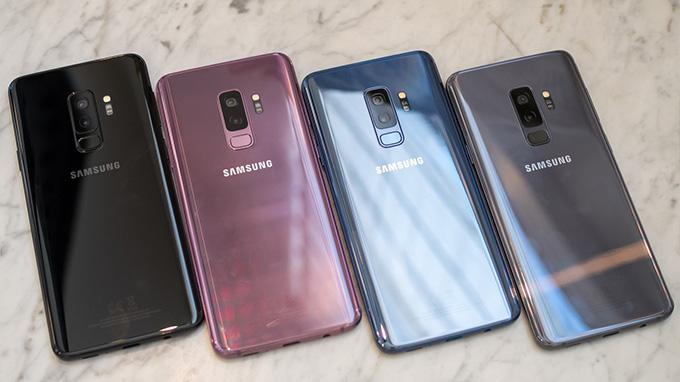 Samsung Galaxy S9 và S9 Plus đã được cập nhật Android 9 Pie với nhiều tính năng mới
