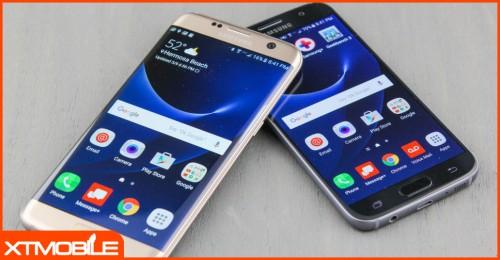 Chiêm ngưỡng vẻ đẹp của Galaxy S7 ngày đó và bây giờ với Android 7.0 Nougat