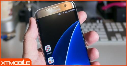 Bất ngờ với kết quả thực tế sử dụng pin của Galaxy S7 Edge hệ điều hành Nougat