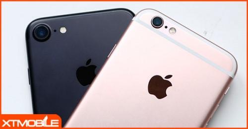 Khi iPhone 7 bị mang tiếng không khác gì iPhone 6s