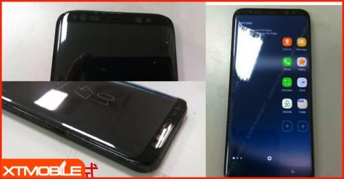 Hình ảnh thực tế sử dụng Samsung Galaxy S8,
