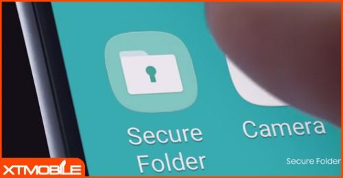 """Bất ngờ với ứng dụng bảo mật """"siêu đẳng"""" trên Galaxy S8/S8 Plus"""