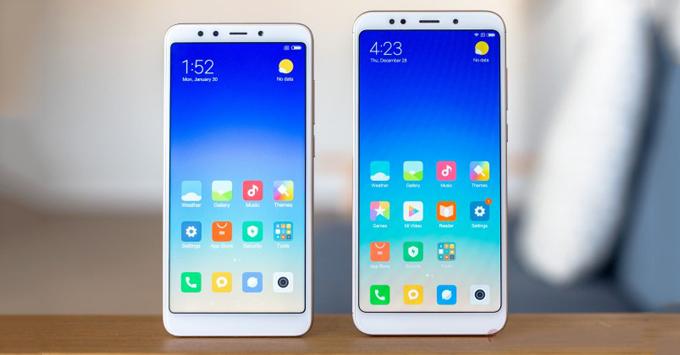 Kết quả hình ảnh cho Xiaomi Redmi 5
