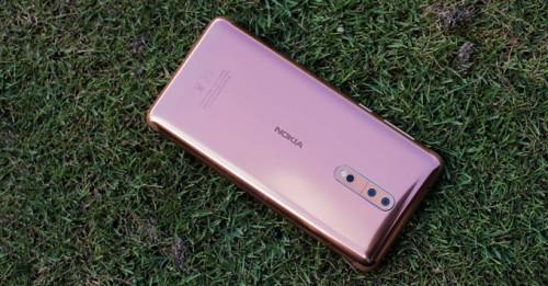 Nokia 8 chính hãng 'vô đối' trong phân khúc 8 triệu