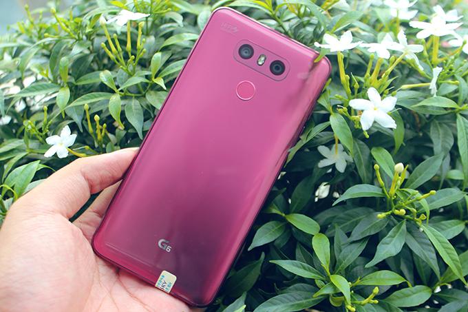 Hãy là một người mua hàng thông minh để có sản phẩm LG G6 tốt nhất