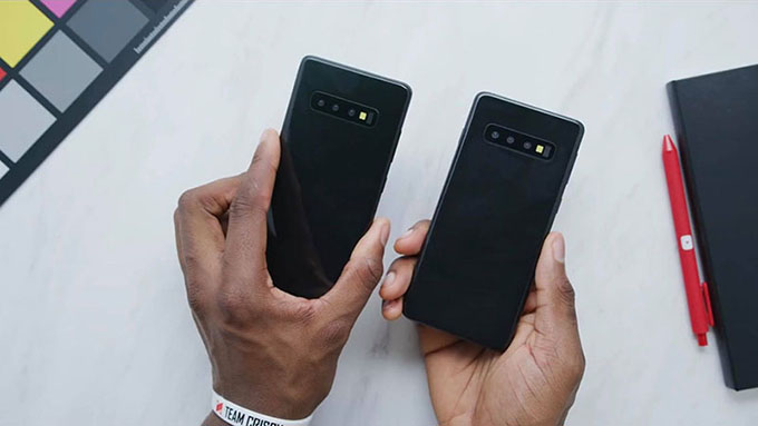 Camera Galaxy S10 và Galaxy S10 Plus sẽ được tập trung xây dựng về chất lượng