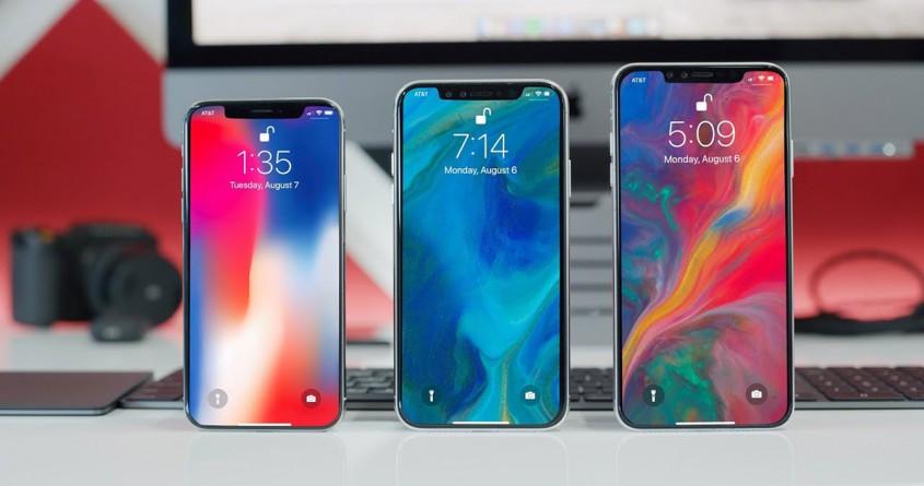 iPhone 2019 rò rỉ tin đồn mới: Nhiều kích thước notch, có cổng USB-C