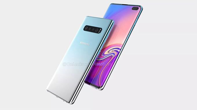 Samsung Galaxy S10 Plus có thể sẽ được ra mắt trễ hơn những mẫu điện thoại khác