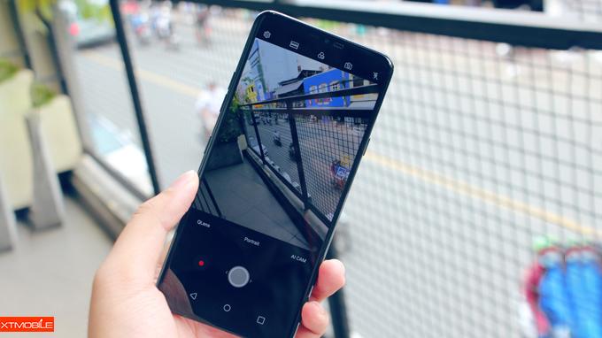 Ảnh chụp trên LG G7 ThinQ cũ bản Mỹ khá chân thật và sắc nét