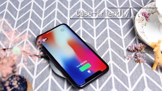 Bạn có thể sạc không dây ngay cả với ốp điện thoại mỏng