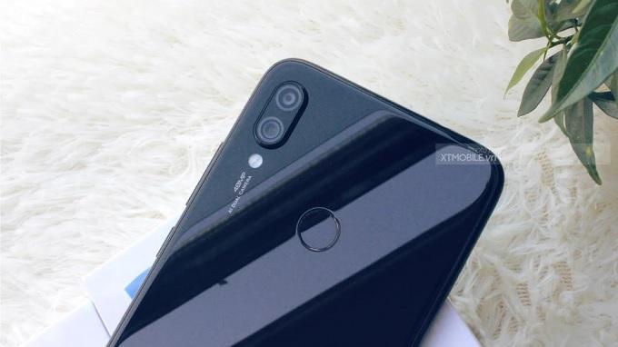 Cụm camera khủng 48MP trên Redmi Note 7