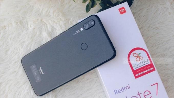Redmi Note 7 có khả năng kháng nước tốt hơn