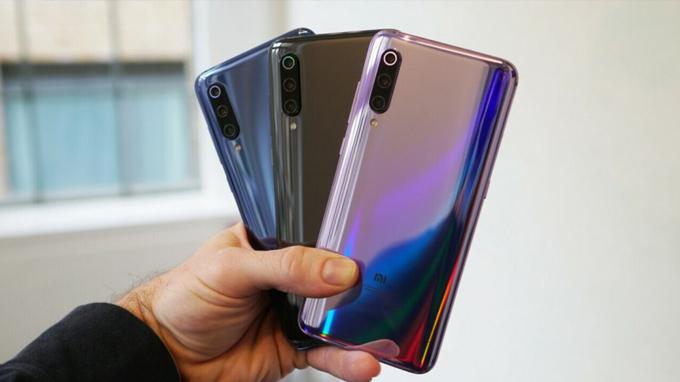 Xiaomi mi 9 sở hữu chip Snapdragon 855 với modem X50 hỗ trợ 5G ấn tượng
