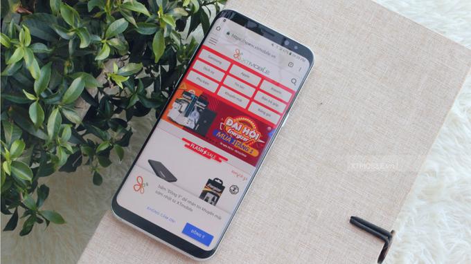 Hỗ trợ trả góp 0% khi mua Galaxy S8 và Galaxy S8 Plus
