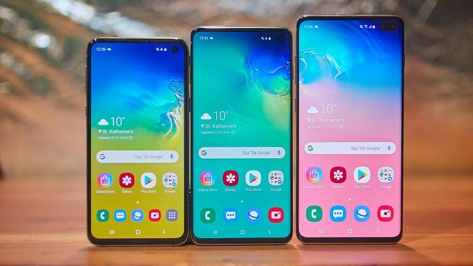 Galaxy S10/S10 Plus và S10e ra mắt tại Việt Nam