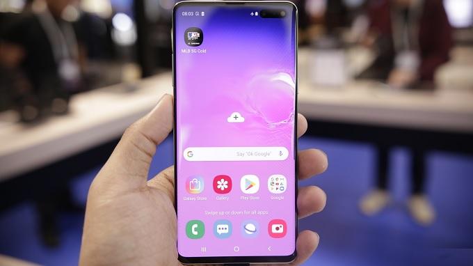 Galaxy S10 5G có nhiều nâng cấp hơn so với Galaxy S10