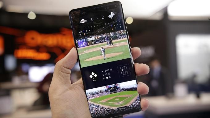 Galaxy S10 5G có tốc độ kết nối mạng nhanh, mạnh và ổn định
