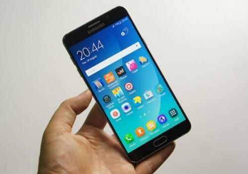 Cách thay đổi font chữ trên điện thoại Samsung Galaxy Note 5 xách tay