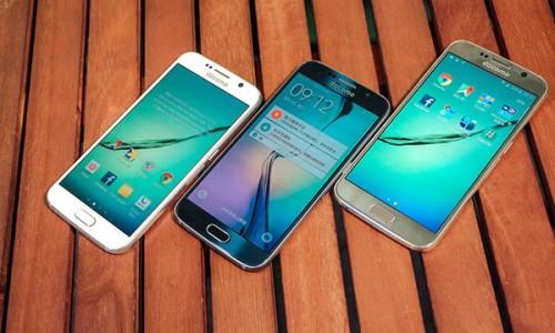 Mẫu điện thoại Samsung Galaxy S6 Nhật xách tay