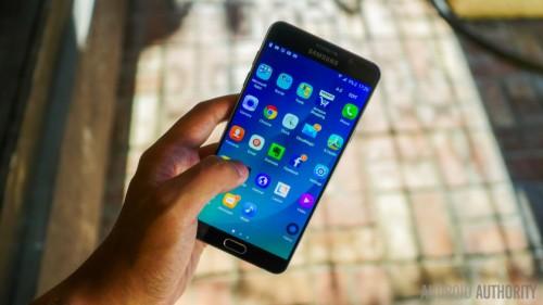 Cách quay video 4K trên điện thoại Samsung Note 5 tphcm không bị hạn chế thời lượng