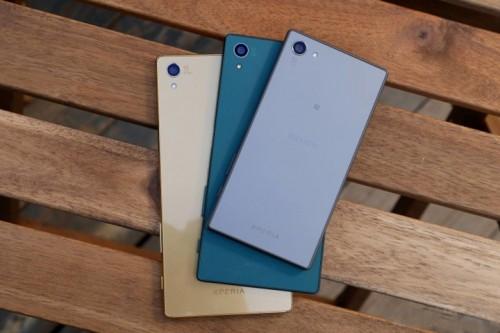 Tổng quan về điện thoại Sony Xperia Z4 Docomo tphcm