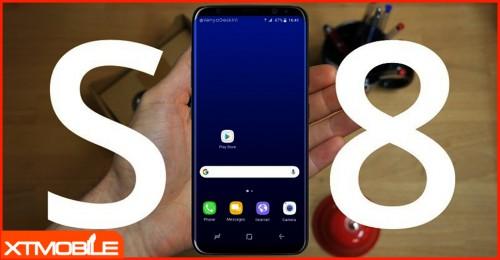 Chưa ra mắt nhưng Samsung Galaxy S8 đã bị lộ bộ hình nền cực đẹp, mời bạn tải về ngay