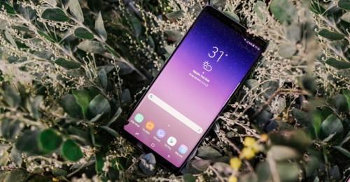 05 lợi ích khí mua Galaxy Note 8 chính hãng bạn cần phải biết