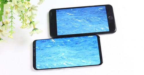 Cùng tầm giá, nên mua iPhone 7 Plus hay Samsung S8 bản Hàn?