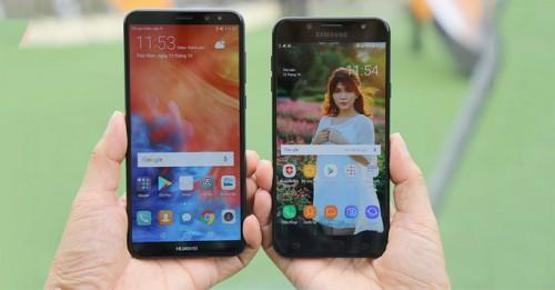 Trong tầm giá 6 triệu nên chọn Huawei Nova 2i hay Samsung Galaxy J7 Pro?