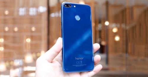 Honor 9 Lite bùng nổ tại thị trường điện thoại Việt Nam đầu năm 2018
