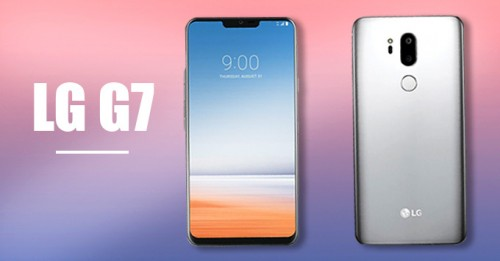 LG G7 chỉ được trang bị màn hình LCD - Giá bán liệu có giảm?