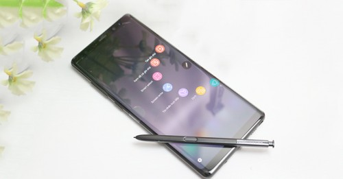 05 điểm hút người dùng của Samsung Galaxy Note 8