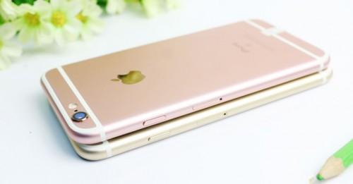 Cách phân biệt iPhone 6 và 6S cực chuẩn