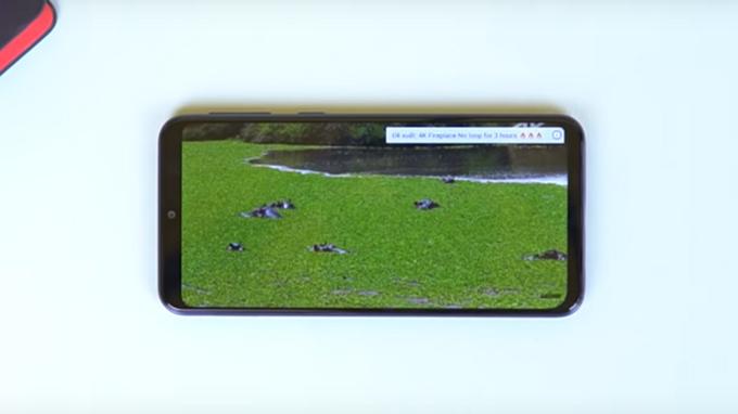 Khả năng hiển thị trên Galaxy M20 khiến bạn hoàn toàn hài lòng