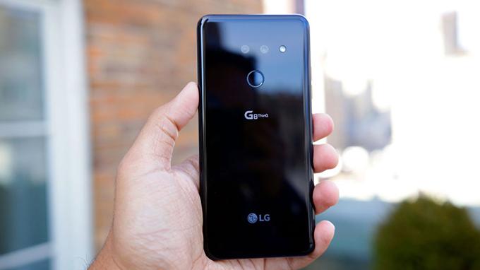 LG G8 ThinQ có giá bán cực tốt tại Hoa Kỳ, khiến người dùng hài lòng