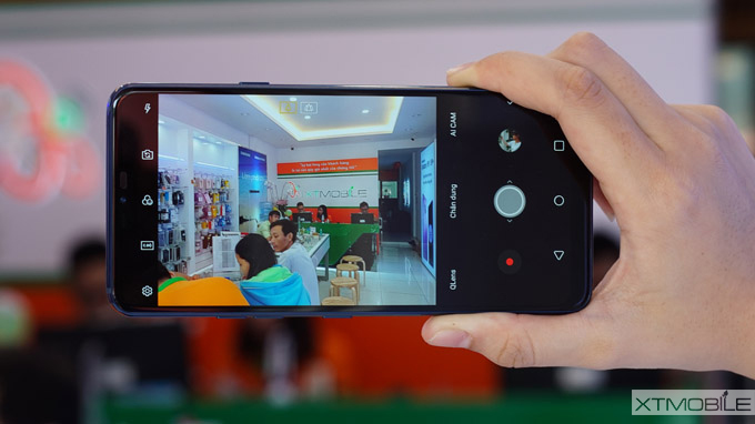 LG G7 có trang bị camera khá ngon