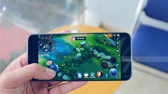 Hiệu năng Galaxy S8 Plus cũng rất mạnh mẽ