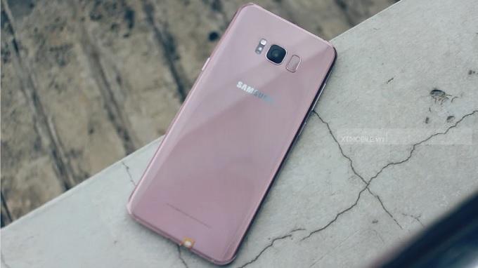 Galaxy S8 Plus có thiết kế hoàn hảo
