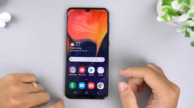 Samsung Galaxy A50 đã sẵn sàng để ra mắt tại Châu Âu