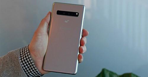 Galaxy S10 5G đạt tốc độ kết nối mạng di động lên đến 2.7 Gpbs