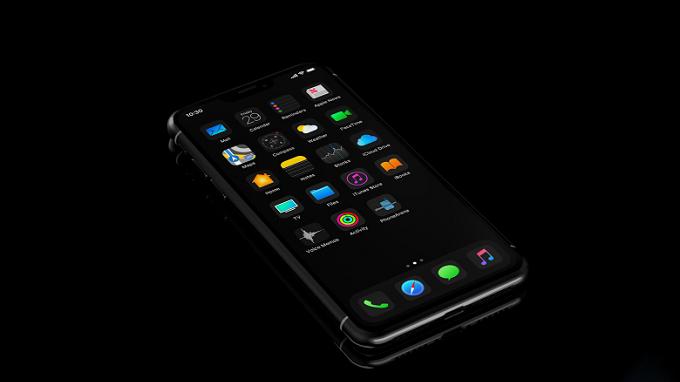 Thiết kế iPhone này có khả năng thành hiện thực
