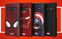 Samsung hợp tác với Marvel ra mắt ốp lưng Galaxy S10 siêu anh hùng