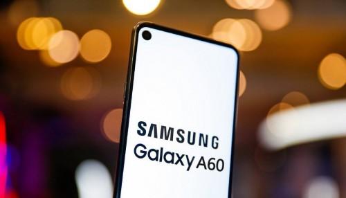 Samsung Galaxy A60 lộ video cho thấy màn hình nốt ruồi lớn 6,7 inch