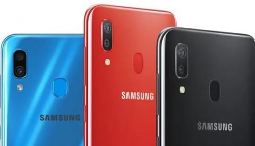 Galaxy A40 lộ ảnh render sắc nét, trước thềm ra mắt chính thức