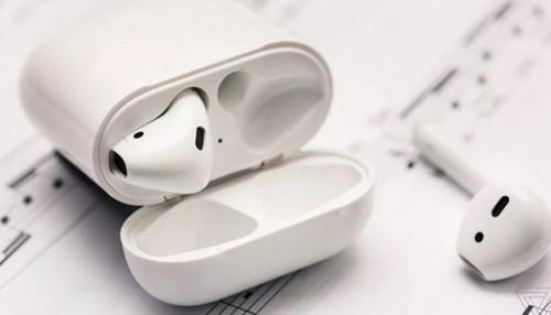 AirPods 2 sẽ được Apple bán ra vào tháng 4/2019 với hộp sạc không dây